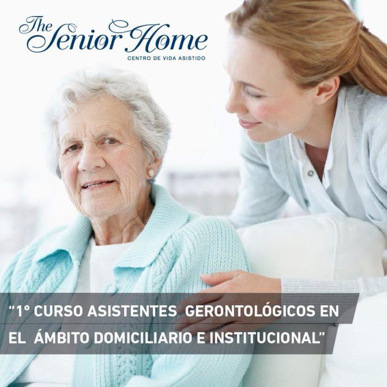 Curso asistentes Alzheimer y Gerontológicos