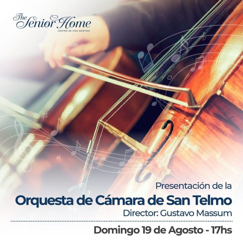 Orquesta de camara The Senior Home