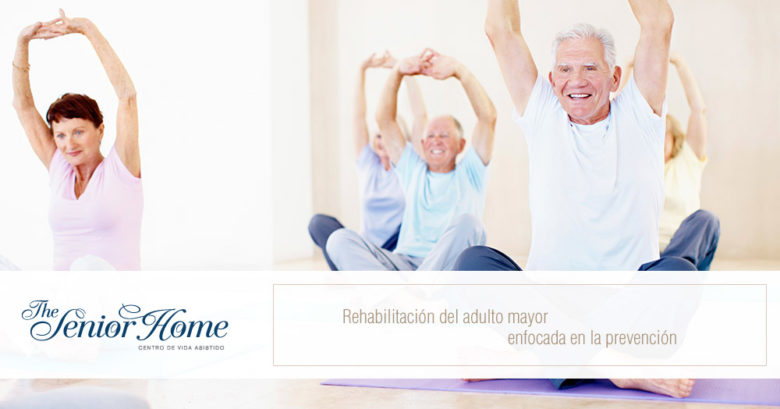 Rehabilitacion adulto mayor